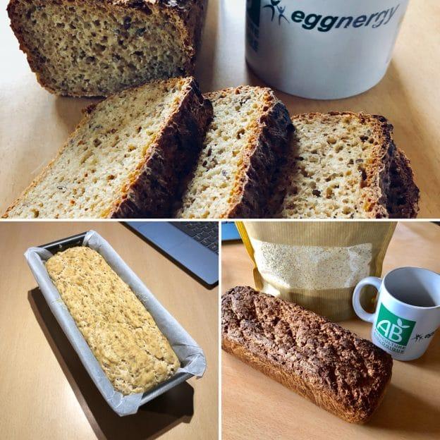 recette du pain au petit épeautre bio